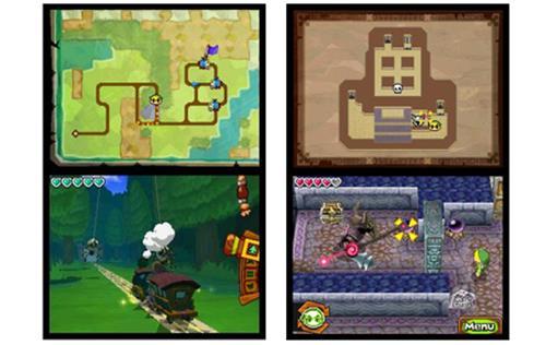 the-legend-of-zelda-spirit-tracks-nintend-ds-drastic 25 Melhores Jogos para o DraStic (Emulador do Nintendo DS)