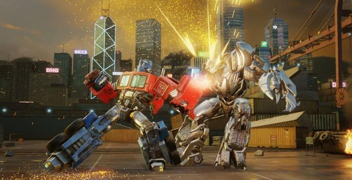 transformers-to-fight-android-ios Transformers Lutadores traz visual novo, mas jogabilidade antiga