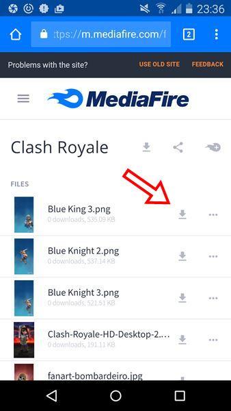 tutorial-baixar-papel-de-parede-clash-royale-1 50 papéis de parede de Clash Royale para celular