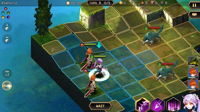 war-of-the-crown-rpg-android-ios-2 War of Crown é um belo RPG de estratégia para Android e iOS