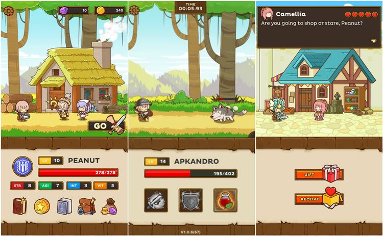 Postknight-iphone 25 Melhores Jogos Grátis para iPhone e iPad de 2017  - 1° semestre