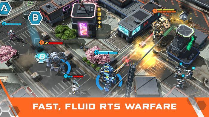 Titanfall-Assault 25 Melhores Jogos Grátis para iPhone e iPad de 2017 - Parte 2