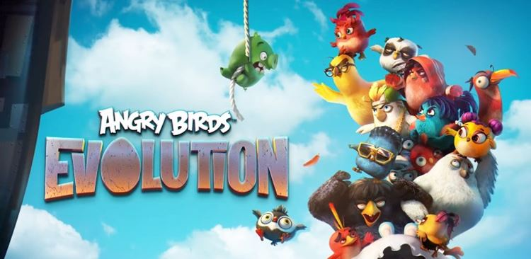angry-birds-evolution-android-ios Angry Birds Evolution: novo game para Android e iOS entra em pré-registro