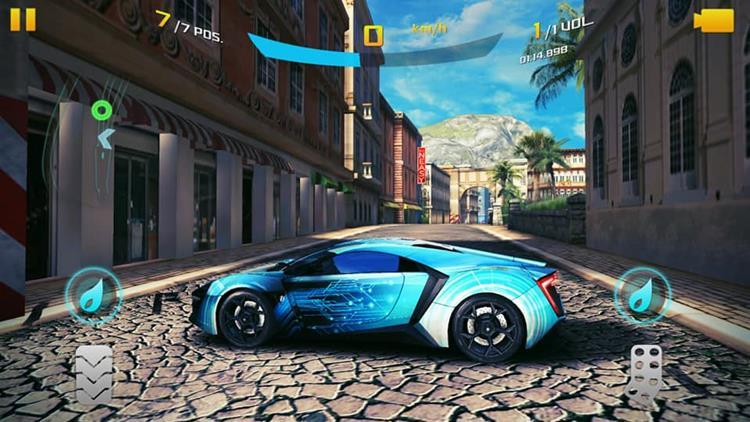 asphalt-8-android-2017 50 Jogos para Android compatíveis com Controle e Gamepad Bluetooth