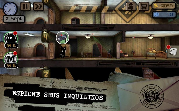 beholder-android-2 Beholder: game Indie sucesso na Steam chega ao Android