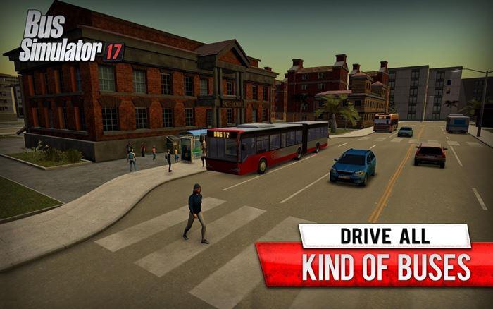 bus-simulator-17-android-ios-dirigir-onibus-2 Melhores Jogos de Dirigir Ônibus para Celular Android