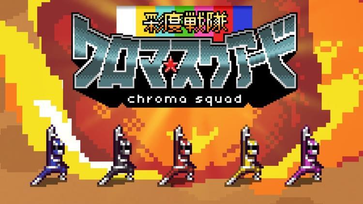 chroma-squad-01 Chroma Squad chega ao Android e iOS pela Bandai Namco