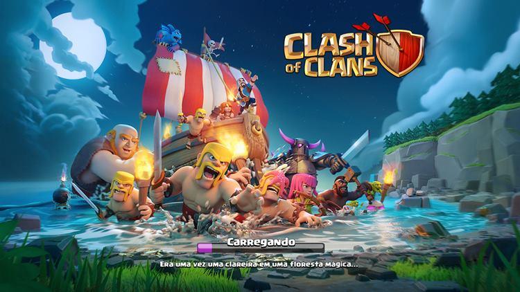 Tudo sobre a Maior Atualização de Clash of Clans