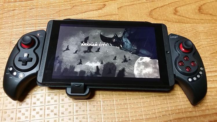 controle-ipega-pg-9023-tablet-nvidia-shield Review Controle Bluetooth íPega PG 9023