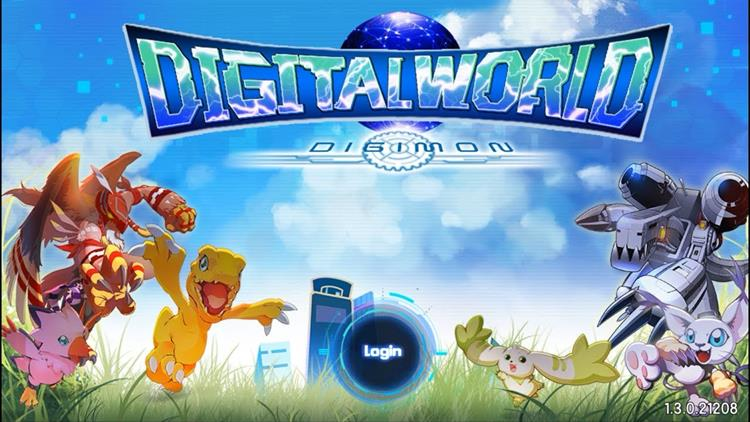 digita-world-digimon-game-android Digital World: RPG online de Digimon faz sucesso no Android