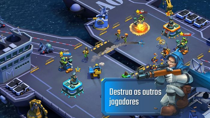 gameloft-clash-royale-blitz-brigade-android-ios-windows-phone-1 Blitz Brigade Rival Tactics chega ao Android, iOS e Windows 10