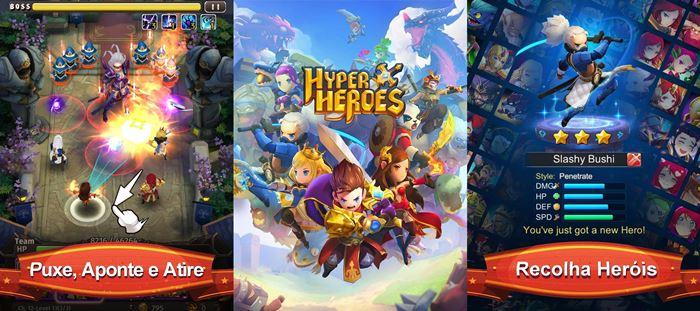 hyper-heroes-android-ios-1 Hyper Heroes: RPG online em português e com combates diferenciados