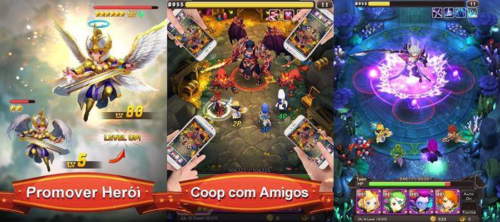 hyper-heroes-android-ios-2 Hyper Heroes: RPG online em português e com combates diferenciados