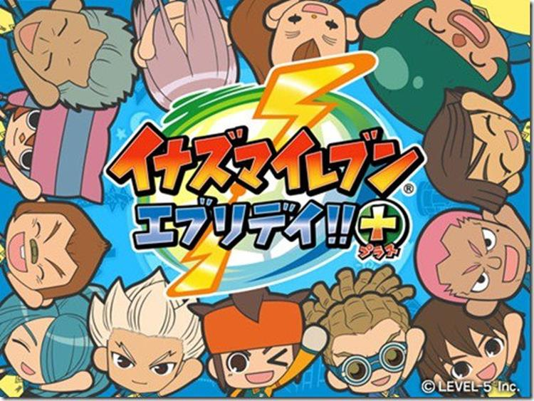 inazuma-eleven-everyday-android-iphone-1 Inazuma Eleven Everyday: veja como será o jogo nos smartphones