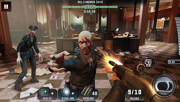 kill-shot-virus-android-ios-2 Kill Shot Virus é uma mistura de Sniper Elite com Left 4 Dead