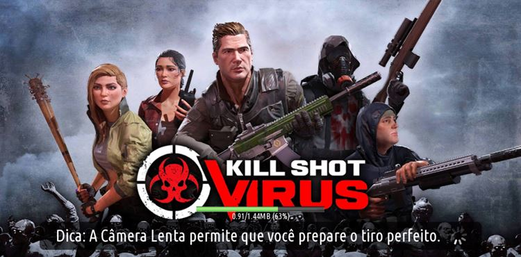 kill-shot-virus-android-ios Kill Shot Virus é uma mistura de Sniper Elite com Left 4 Dead