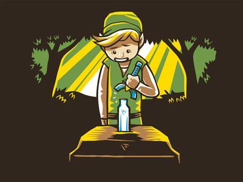 legend-of-zelda-fail Rumor: Nintendo vai lançar novo jogo de The Legend of Zelda para Celulares