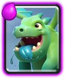 melhores-piores-cartas-clash-royale-bebe-dragao Clash Royale: Conheça as Melhores e Piores Cartas do Jogo