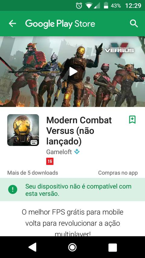 modern-combat-versus-android-google-play Modern Combat Versus chega ao Android em soft launch