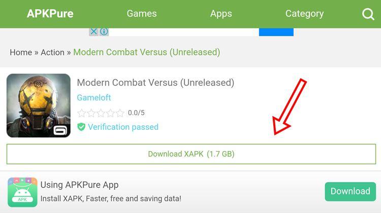 modern-combat-versus-como-baixar-apk-data Modern Combat Versus: Baixe o APK da versão beta