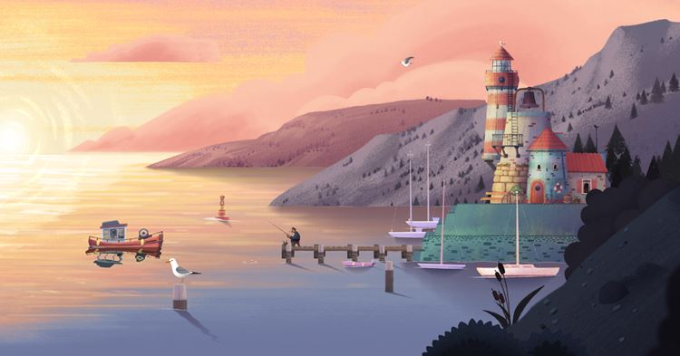 old-mans-journey-android-ios-1 Old Man's Journey é uma bela aventura jovial que chega ao Android, iOS e PC
