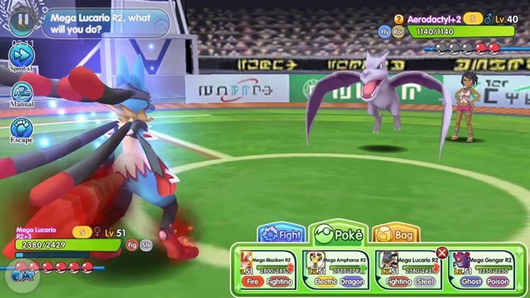 pocketown-android-game-estilo-pokemon-2 PockeTown: Incrível RPG 3D de Pokémon em inglês para Android