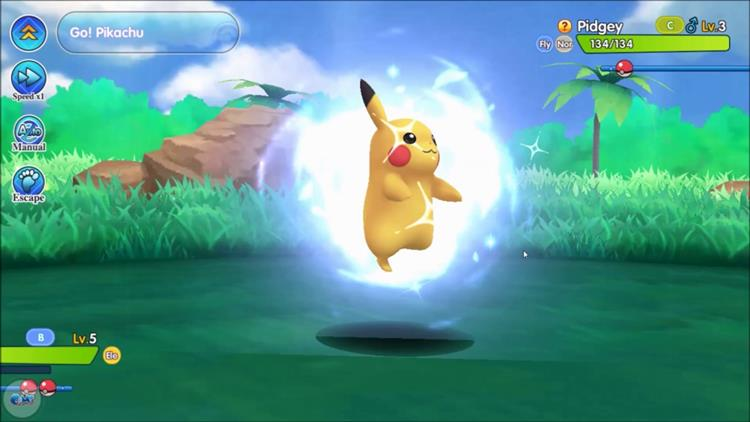 pocketown-android-game-estilo-pokemon-3 PockeTown: Incrível RPG 3D de Pokémon em inglês para Android