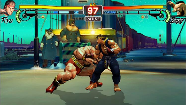 street-fighter-4-champion-edition-4 Street Fighter IV: Champion Edition chega ao iPhone e iPad em breve