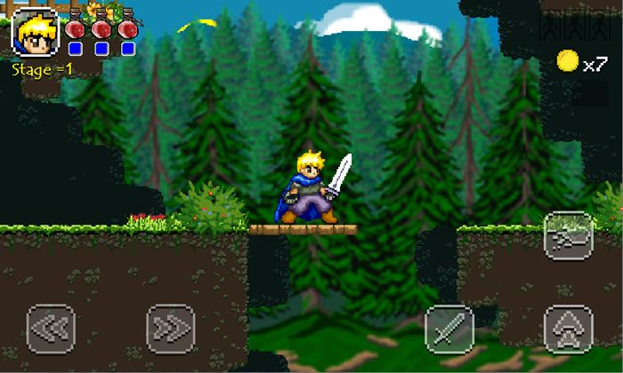 sword-of-dragon-android-offline-game-2 Sword of Dragon: jogo 2D offline de ação para Android