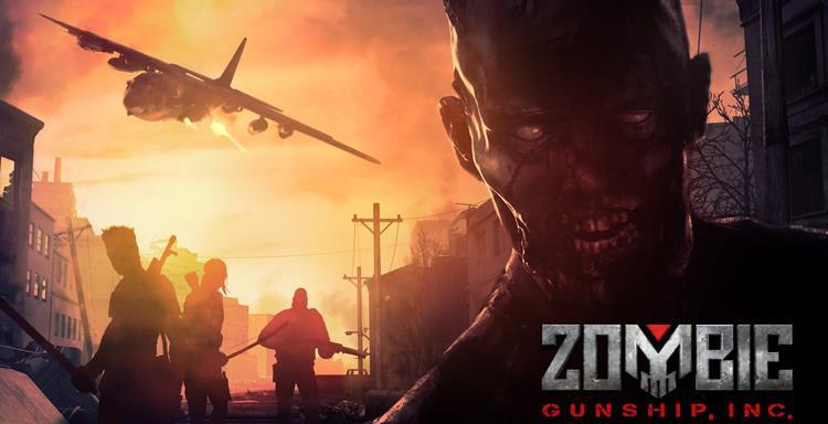zombie-gunship-survival Zombie Gunship Survival: atire em zumbis a partir de um avião