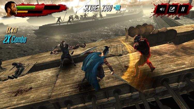 300-jogo-conquiste-sua-gloria-android 5 Jogos para Android parecidos com God of War