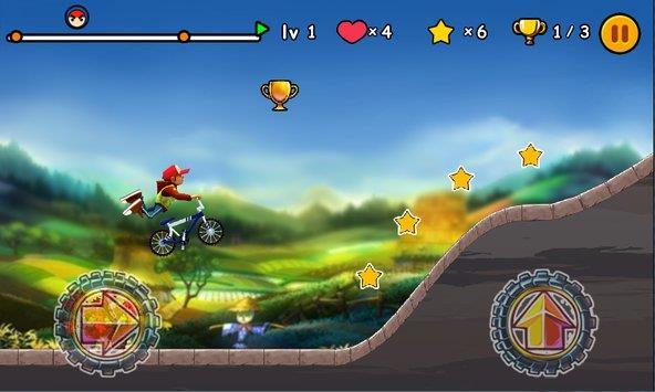 BMX-Extreme-Bike-Racing Melhores Jogos Grátis de Bicicleta para Celular Android (3D e 2D)