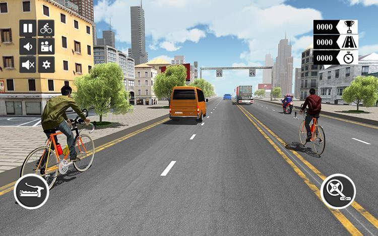 Bicycle-Racing-Quad-Stunts Melhores Jogos Grátis de Bicicleta para Celular Android (3D e 2D)