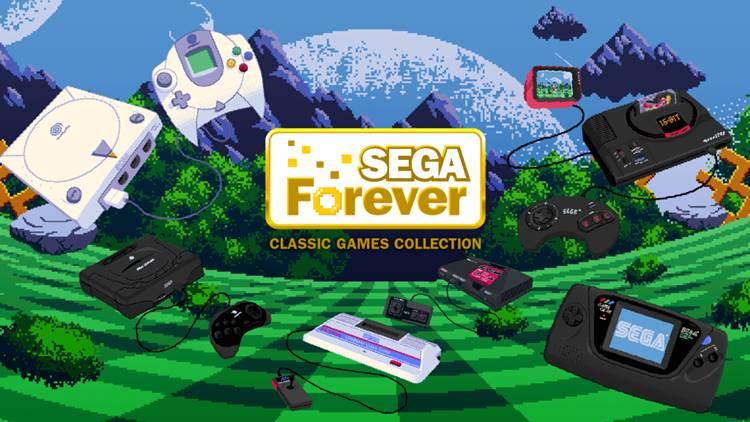 SEGA-Forever-android-ios SEGA Forever: pura nostalgia para fãs do Android e iOS chega amanhã