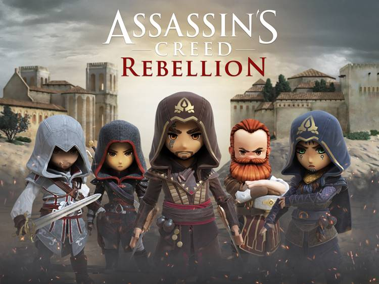 assassins-creed-rebellion-android-gameplay-ios Assassin's Creed Rebellion chega em breve ao Android e iOS