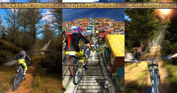 bike-dash Melhores Jogos Grátis de Bicicleta para Celular Android (3D e 2D)
