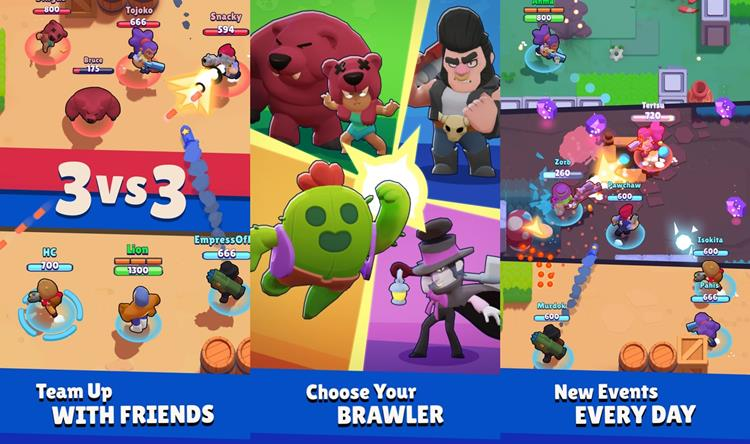 braw-stars-android-ios-game-supercell Brawl Stars: novo jogo da Supercell em soft launch no iPhone e iPad