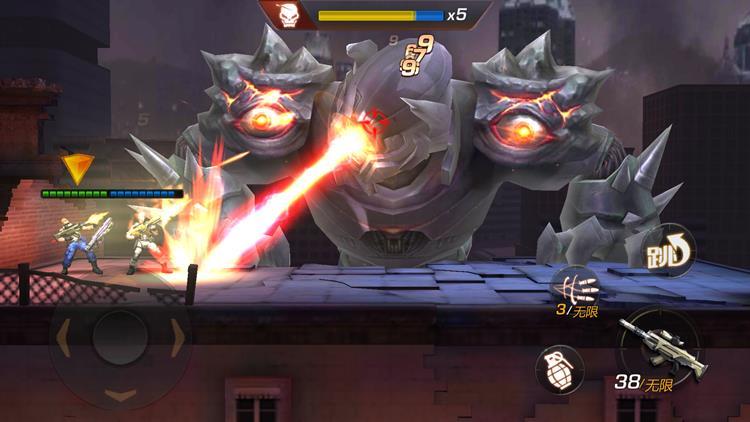 contra-chines-1 Contra Heroes Return: veja como baixar e jogar o novo game chinês