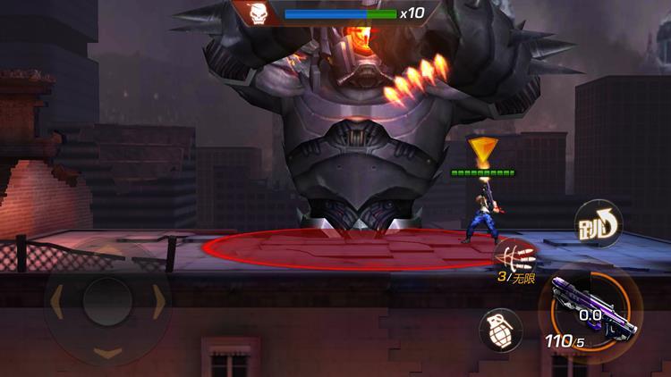 contra-chines-4 Contra Heroes Return: veja como baixar e jogar o novo game chinês