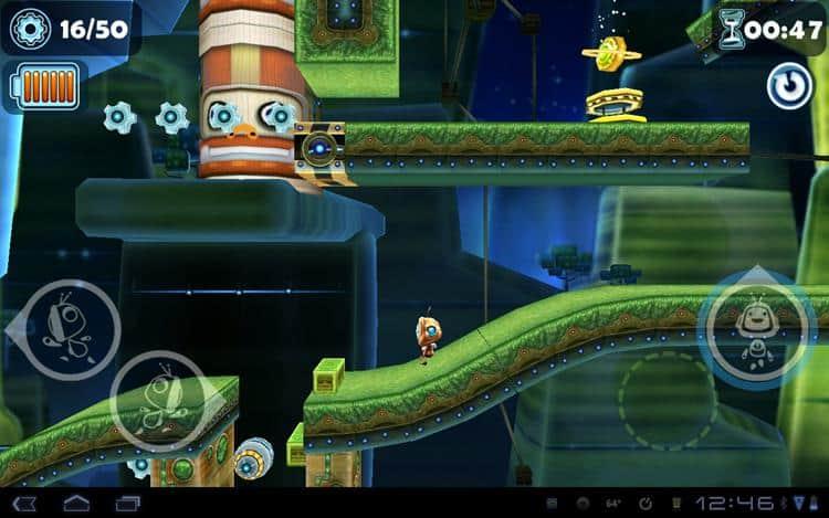 cordy-2-android-iphone 25 Melhores Jogos OFFLINE de Plataforma para Android e iOS