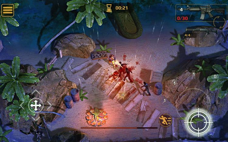 dead-plague-android Dead Plangue: atire em zumbis neste jogo offline
