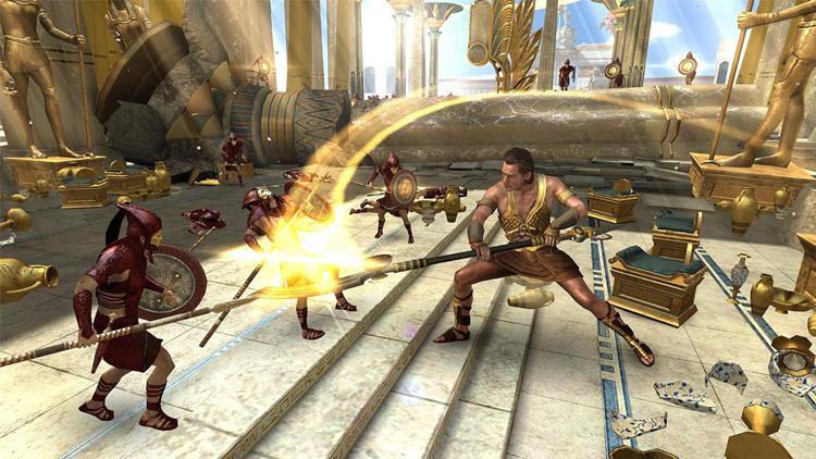 deuses-do-egito-android 5 Jogos para Android parecidos com God of War