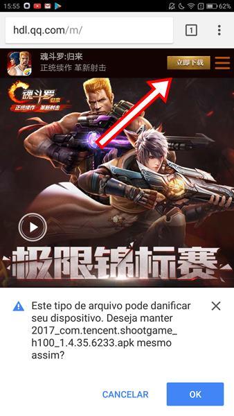 download-contra-heroes-android Contra Heroes Return: veja como baixar e jogar o novo game chinês