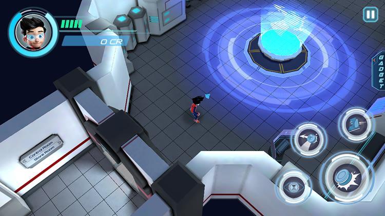 ejen-ali-emergency Ejen Ali Emergency é um jogo offline de ação em 3D