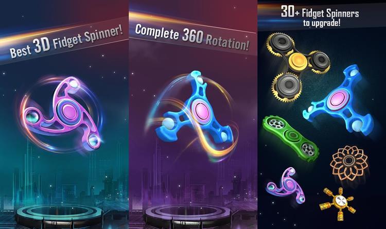 fidget-spinner-3d Conheça os Melhores Jogos de Hand Spinner para Android