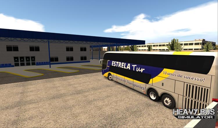 heavy-bus-simulator Melhores Jogos de Dirigir Ônibus para Celular Android