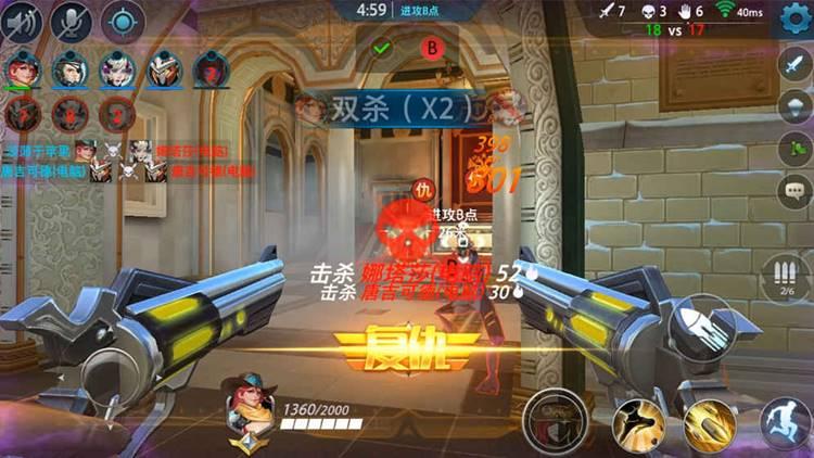hero-mission-2 Hero Mission: O jogo mais parecido com Overwatch está em teste aberto