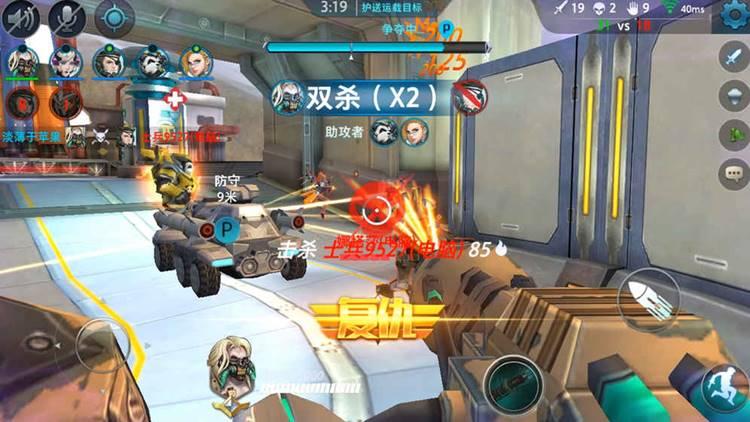 hero-mission-5 Hero Mission: O jogo mais parecido com Overwatch está em teste aberto
