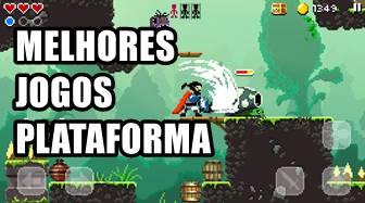 melhores jogos de plataforma Android offline