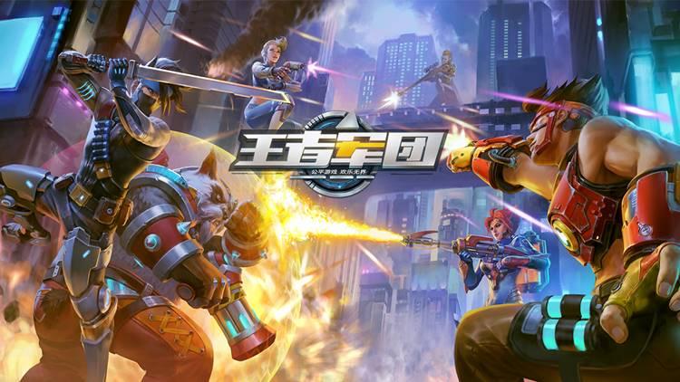 king-legion-2 King Legion: jogo de tiro parecido com Overwatch está em beta aberto! Veja como baixar!